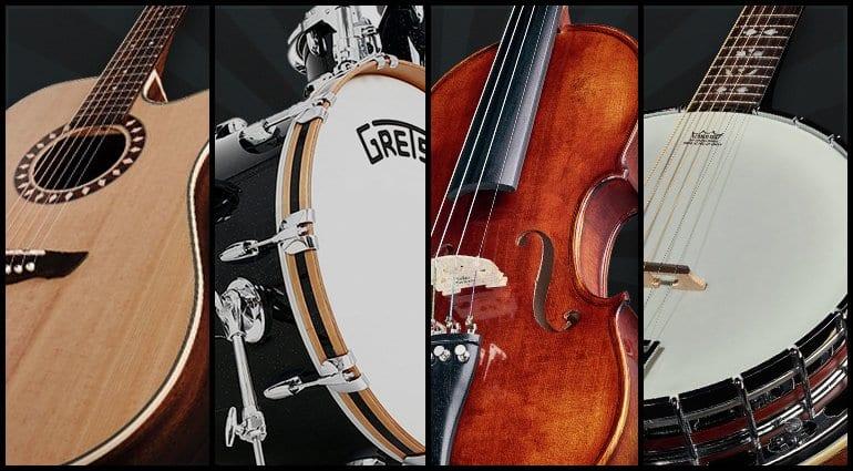 Chois ton instrument de musique : école de musique Arthys à Besançon et Pelousey